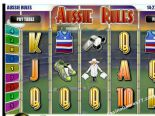 ókeypis spilakassar leikir Aussie Rules Rival