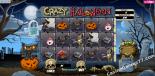 ókeypis spilakassar leikir Crazy Halloween MrSlotty