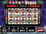 ókeypis spilakassar leikir Crazy Vegas RealTimeGaming