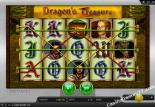 ókeypis spilakassar leikir Dragon's Treasure Merkur
